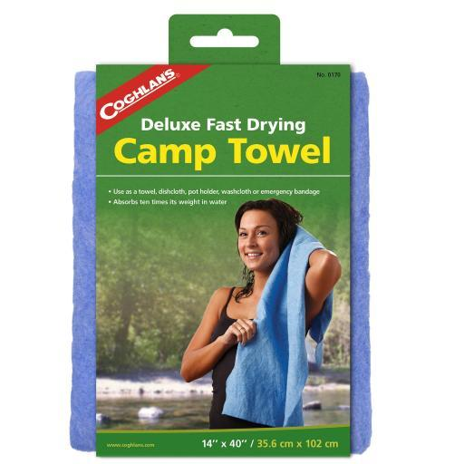 COGHLANS 0170 COGHLANS 0170 Deluxe Camp Towel - 40 x 14