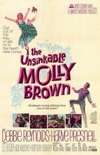 The Unsinkable Molly Brown Movie Poster (11 x 17) 0UCKU5CKA3R46T0N