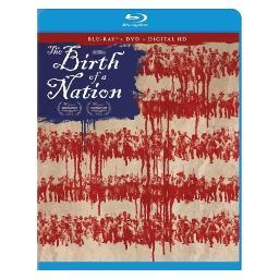 Birth of a nation (2016/blu-ray/dvd/digital hd) BR2329498