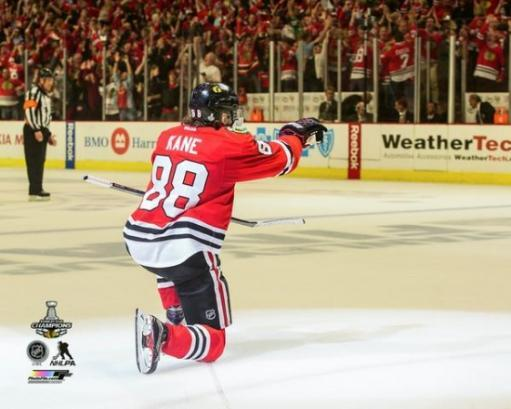 Patrick Kane Game 6 of the 2015 NHL Stanley Cup Finals Photo Print 7EHABBSWOCY7NKWT