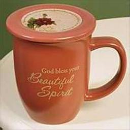 abbey-press-405720-mug-grace-outpoured-god-bless-your-spirit-pink-brown-interior-with-coaster-lid-89d5e0ffbe7eb834