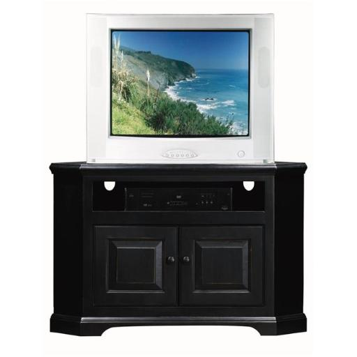 Eagle Furniture 92523WPAS 41 in. Savannah Corner Entertainment Console, Autumn Sage