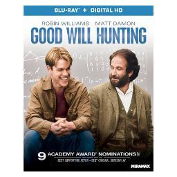 Good will hunting (blu ray w/digital hd) (ws/eng/5.1 dol dig) BR46542