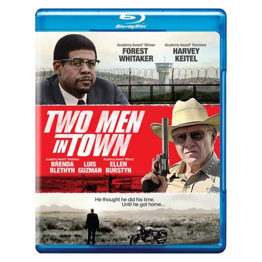 Two men in town (blu ray)(ws/dol dig 5.1) nla MDSTQBASETZAKSTL