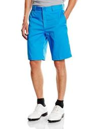 Nike Golf Men's Flat Front Short Photo Blue/Photo Blue/Photo Blue 28 X 11 - from $28.90