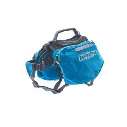 OUTWARD HOUND OH2498 Blue OUTWARD HOUND BACKPACK FOR DOGS SMALL BLUE