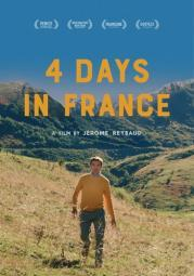 4 days in france (dvd) (ws/1.85:1 w/french dts)