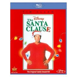 Santa clause (blu-ray/ws/eng-fr-sp sub) BR109094