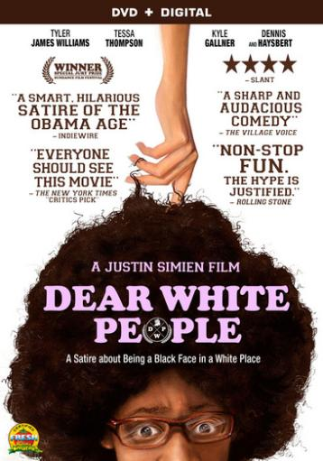 Dear white people (dvd) (ws/eng/eng sub/span sub/5.1 dol dig) TBE8FXD1I9UXTIEI