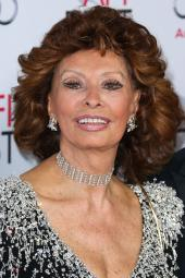 Sophia Loren At Arrivals For A Special Tribute To Sophia Loren At Afi Fest 2014, The Dolby Theatre At Hollywood And Highland Center, Los Angeles, Ca November 12, 2014. Photo By Xavier CollinEverett Collection Celebrity - from $20.67