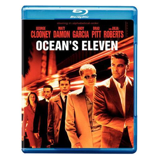 Oceans 11 (2001/blu-ray/ws-2.40/eng-sp-fr sub) 1723037