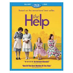 Help (2011/blu-ray/dvd/2 disc combo/ws/eng-fr-sp sub) BR108626