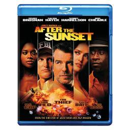 After the sunset (blu-ray) BRN52615