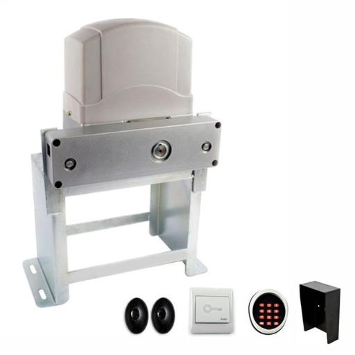 Aleko AC1800ACC-UNB Accessories Kit Sliding Gate Opener for Sliding Gates up to 45 ft. Long & 1800 lbs