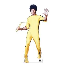 Advanced Graphics 2410 Bruce Lee Jumpsuit - Yellow