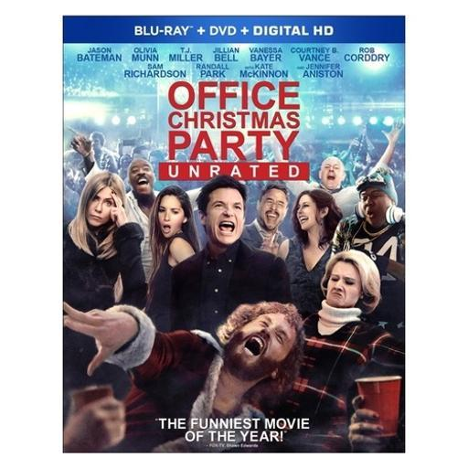 Office christmas party (blu ray/dvd combo) (rated & unrated) SMXOQ6JZV2ZTDEWJ
