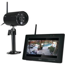 Alc(r) aws337 observerhd 1080p full hd 4-channel 7 touchscreen monitor with 1 camera