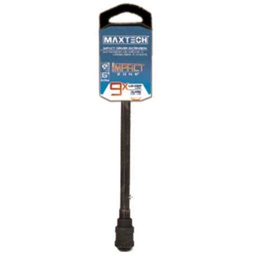 Maxtech Consumer Products 50360MX Impact Zone Quick Change Extension, 6 in.