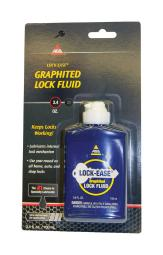 AGS  Lock-Ease  Graphite  Lock Lubricant  3.4 oz. - Case Of: 1;