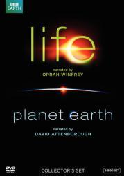 Life/planet earth collection (dvd/9 disc/ws-16x9/eng-sub) DE123870D