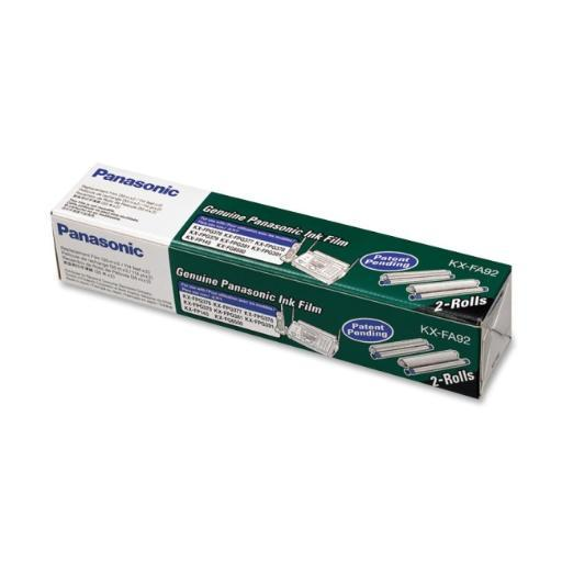 Panasonic Kxfa92 Thermal Transfer Rolls ( 2 Pack) For Use In Models Fpg376 / Kxfpg81 Fax Machines