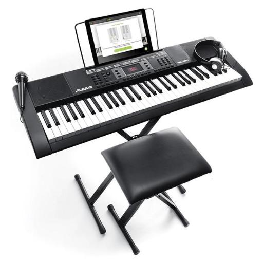 Inmusic MELODY61MKII 61-Key Portable Keyboard with Built-In Speaker