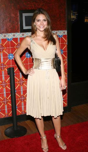 Maria Menounos At Arrivals For 2007 Cinevegas Film Festival Awards Reception, The Palms Pool And Bungalows, Las Vegas, Nv, June 15, 2007. Photo By.