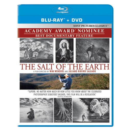 Salt of the earth (blu-ray/dvd combo/2 disc) 1489042