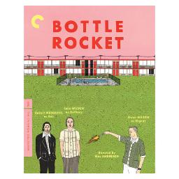 Bottle rocket (blu ray) (ws/dts-hd master audio 5.1) BRCC1777