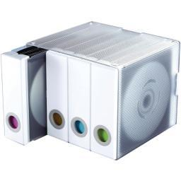 Atlantic 96635495 96-Disc Album Cube (White)