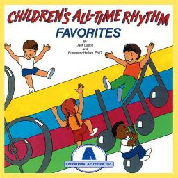 Educational activities childrens all-time rhythm favorites cd630