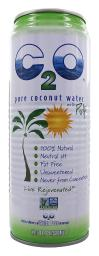 C2O - Pure Coconut Water with Pulp - 17.5 fl. oz.