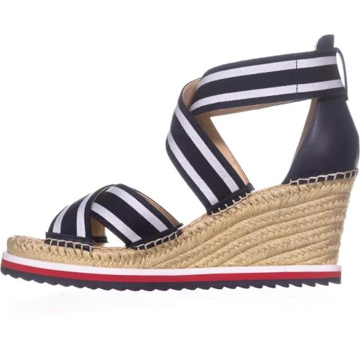 01d163bb9 Tommy Hilfiger Tommy Hilfiger Womens Yesia Open Toe Casual Platform ...