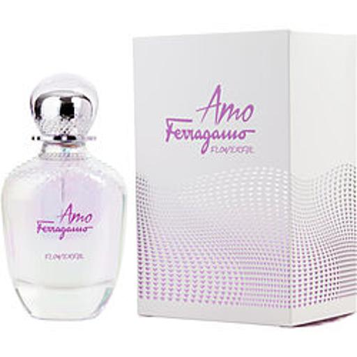 AMO FERRAGAMO FLOWERFUL by Salvatore Ferragamo EDT SPRAY 3.4 OZ For WOMEN AMO FERRAGAMO FLOWERFUL by Salvatore Ferragamo EDT SPRAY 3.4 OZ For WOMEN ships fast from USA and 100% authentic