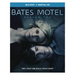 Bates motel-season two (blu ray w/ultraviolet/2discs) BR61129869