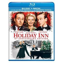 Holiday inn-75th anniversary edition (blu ray w/digital) BR61192525