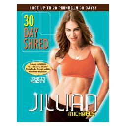 Jillian michaels-30 day shred (blu ray) (ff/eng/eng sub/2.0 dol dig) BR29557
