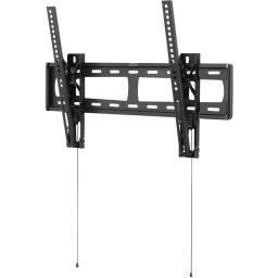 Stanley TLS120T TV Wall Mount - Super Slim Tilt Mount for Large Flat Panel Television
