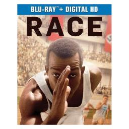 Race (blu ray w/digital hd) BR62177996