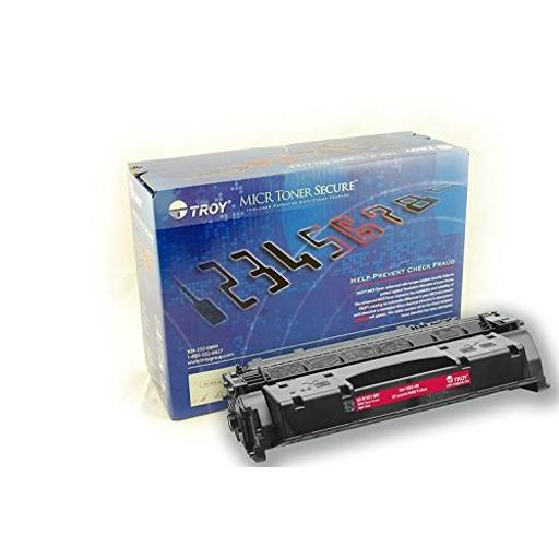 Troy group inc. 02-82029-001 troy micr toner secure high yield cartridge for use with: troy m203 m227 cf230x