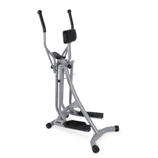 AKONZA Exercise Folding Air Walker Glider Elliptical For Indoor Home Workout Gym Equipment
