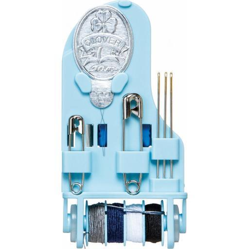 Compact Sewing Kit Blue Compact Sewing Kit