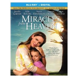 Miracles from heaven (blu-ray/ws 1.85/eng) BR46755
