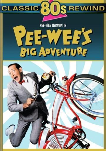 Pee-wees big adventure (dvd/line look) 6JFMQFIMZUOTN3ST