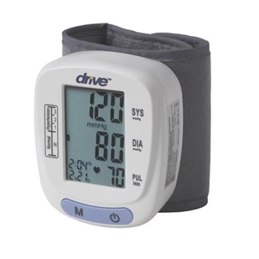 Drive DeVilbiss Healthcare bp2116 Wrist Model Automatic Blood Pressure Monitor