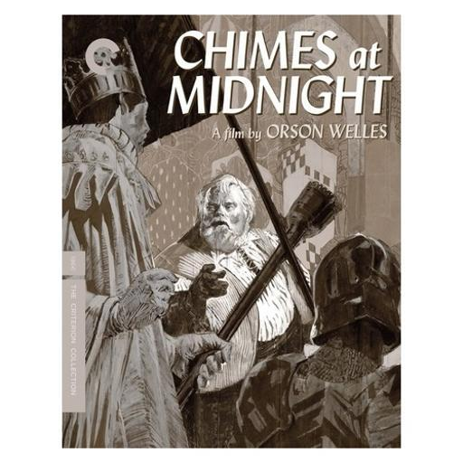 Chimes at midnight (blu-ray/1966/ws 1.66/b & w) EKQZNCXMUXTTURBS