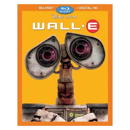 Wall-e (blu-ray/digital hd/2 disc/re-pkgd)