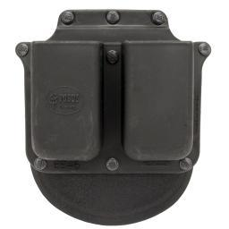 FOBUS 6945GNDP FOBUS 6945GNDP Double Mag Pouch-Paddle-RH,Glock