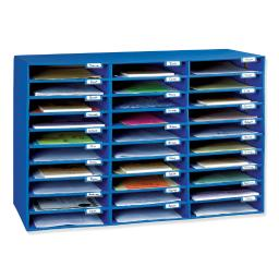 Pacon corporation classroom keepers 30 slot mailbox 001318