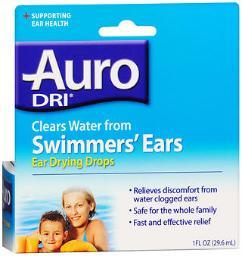 Auro-dri Ear Drying Aid Drops - 1 Oz